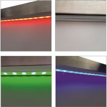 LED technology for counters