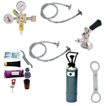 Accessory sets for dispensing systems