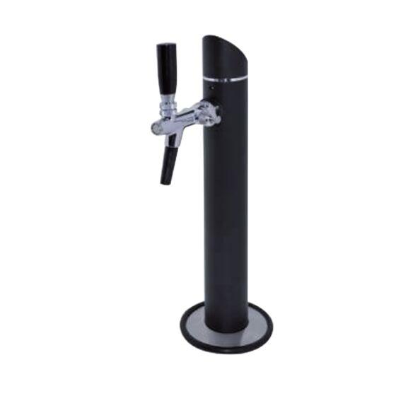 Black Tower Schanksäule 1 Leitig Mit Zierflansch Zb Für Bk160