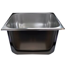 Sink CNS various sizes Sink CNS various sizes 510x300x200 mm deep without accessories