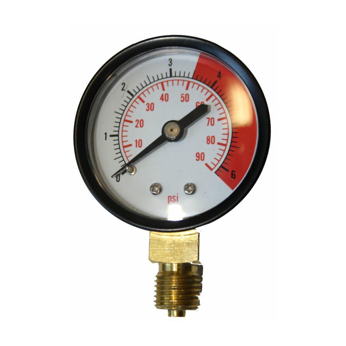 manometer for pressure reducer, 6,72